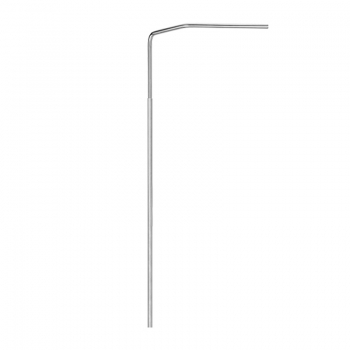Aquarium Stainless Steel L-Type Lamp Hanger Straight Rod