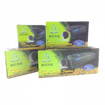 Shengang Aquarium Cooling Fan